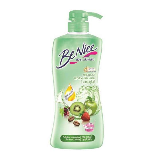 บีไนซ์ ครีมอาบน้ำ เขียว (ปั๊ม) 450 มล.