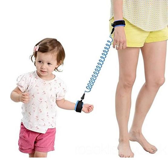 A BLOOM สายจูงเด็ก ป้องกันเด็กหาย (น้ำเงิน)