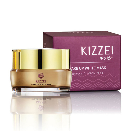 Kizzei Wake Up White Mark 5 g