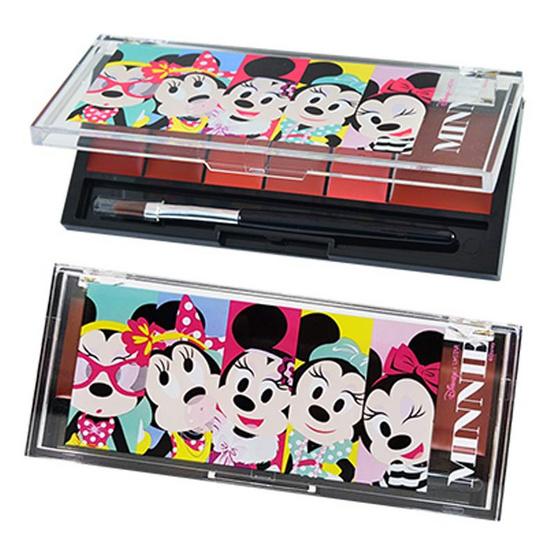 USTAR Beauty Nista Matte Fabulous Lip Palette ลิป พาเลท