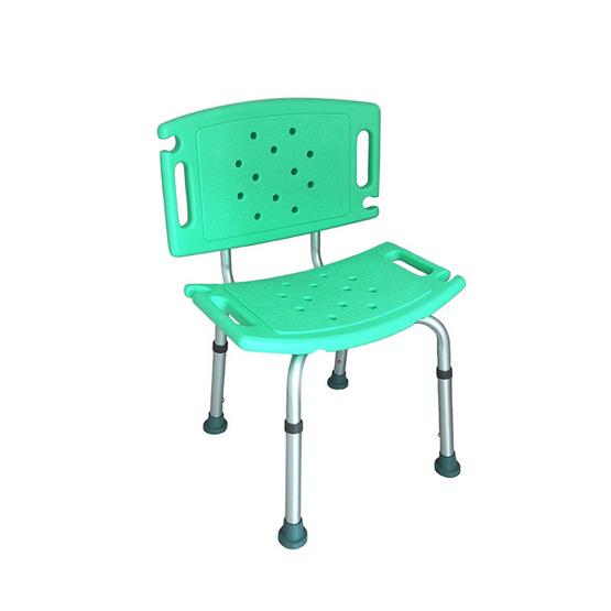 Abloom เก้าอี้อาบน้ำอลูมิเนียม มีพนักพิง