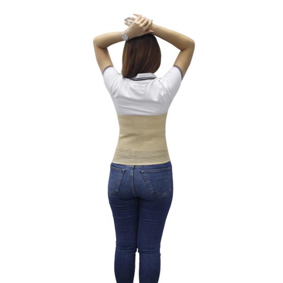 Anny สเตย์แผ่นพยุงหลัง No.2015 สีเนื้อ Free Size