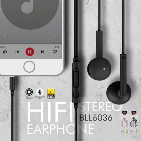BLL หูฟังแบบ Earbuds รุ่น BLL6036