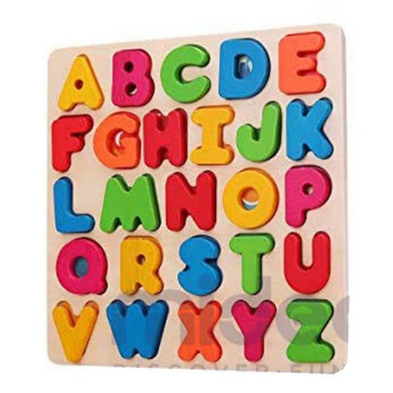 Mideer บอร์ด ABC ฝึกภาษา