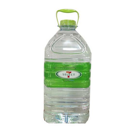 น้ำดื่มเซเว่นซีเล็ค 6 ลิตร (แพ็ก 2 แกลลอน)