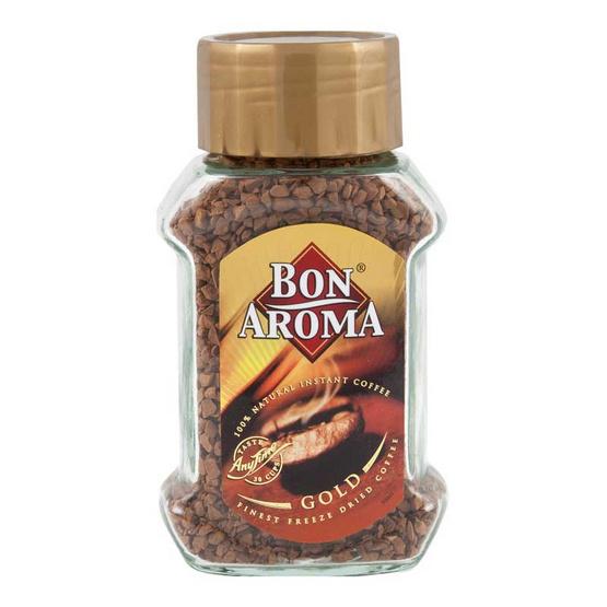 บอนอโรมาโกลด์ กาแฟสำเร็จรูปชนิดฟรีซดราย 50 กรัม (3 ชิ้น)