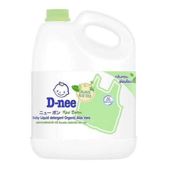 D-nee ซักผ้าเด็กเขียว 3000 มล.