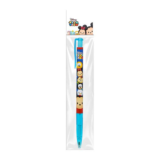 ปากกาลูกลื่น0.38มม. MONK+ToyDog (คละลาย)