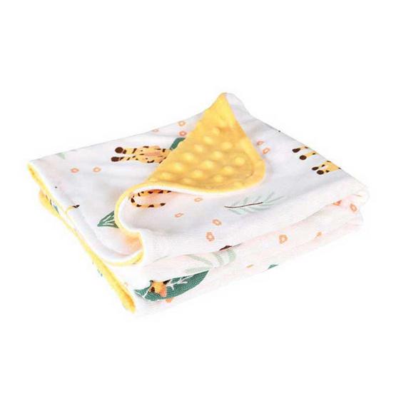 Homrak ผ้าห่มเด็ก Little Tiger 30x40 นิ้ว