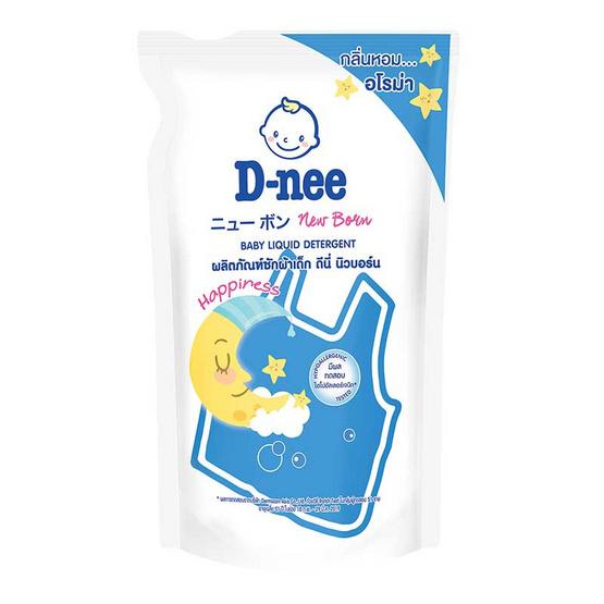 ดีนี่ ซักผ้าเด็กนิวบอร์น 600 มล.