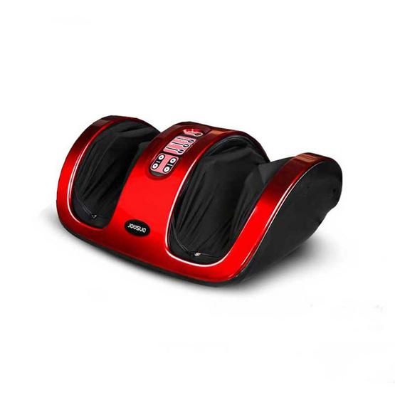 JOWSUA เครื่องนวดเท้า-สีแดง Foot massager (NEW Model 2020)