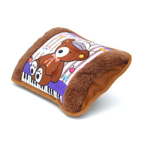กระเป๋าน้ำร้อน ลายกัปตันหมี
