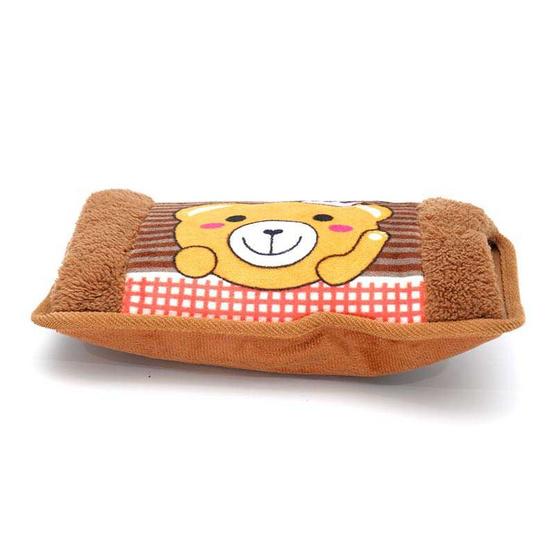 กระเป๋าน้ำร้อน ลายหมีมงกุฏ