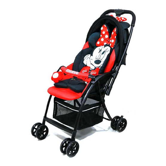 Erin รถเข็นเด็ก Minnie Mouse