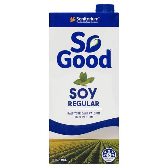 โซกู๊ด นมถั่วเหลือง UHT สูตรออริจินัล 1 ลิตร