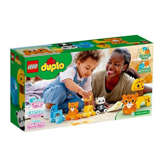 ตัวต่อ Lego 10955 Animal Train V29