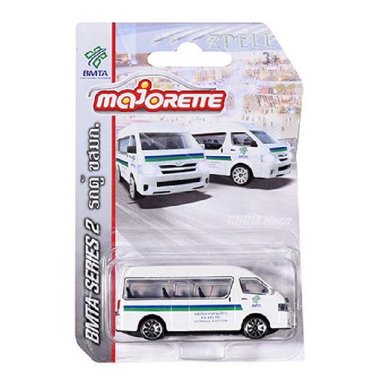 Majorette รถตู้โดยสารสาธารณะ ซีรี่ย์ 2 (คละแบบ)