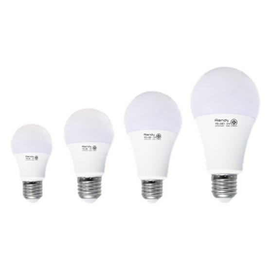 RANDY หลอด LED Bulb 24 วัตต์ (แสงขาว) 3แถม1