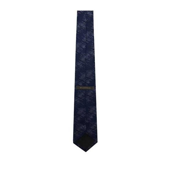 DAPPER 7 cm Dot River Jacquard Tie