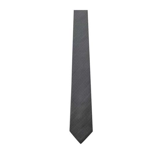 DAPPER 7 cm Geometric Squared Jacquard Tie