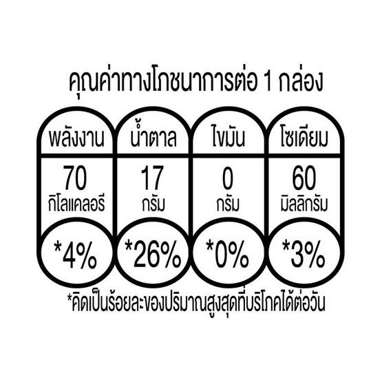 ยูนิฟ นํ้าแครอทผสมผักผลไม้รวม 100% ขนาด 200 มล. (แพ็ก 3 กล่อง)