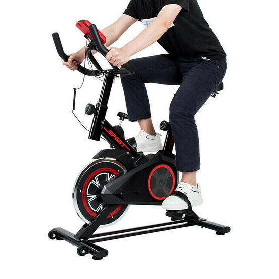 THAI SUN SPORT จักรยานออกกำลังกาย Spinning Bike รุ่น 002