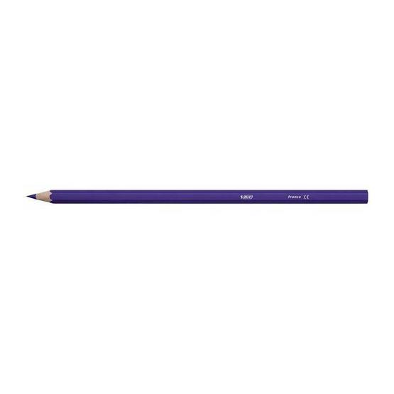 BIC Kids (1แถม1) ดินสอสีไม้ Tropicolors 12 สี