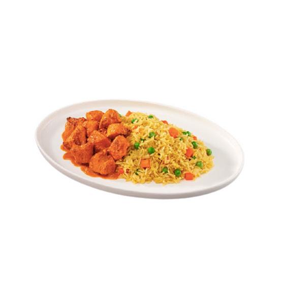 เชฟแคร์ ไก่ทิกก้ามาซาล่าและข้าวหุงขมิ้น 270 กรัม