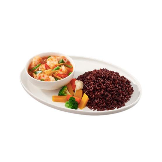 เชฟแคร์ แกงป่าปลาข้าวไรซ์เบอร์รี่และผัก 320 กรัม