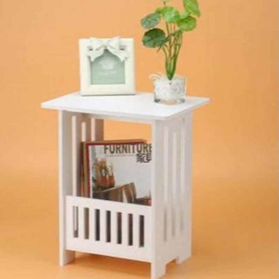 Inmyhome โต๊ะข้างเตียง โต๊ะวางของ