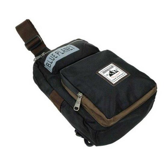 BP World กระเป๋าสะพาย รุ่น B001 สีดำ