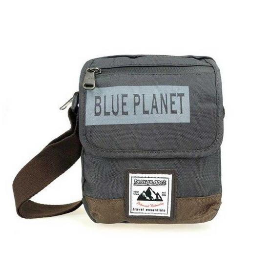 BP WORLD กระเป๋าสะพาย รุ่น B002 สีเทา