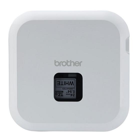 Brother เครื่องพิมพ์ฉลาก PT-P710BT