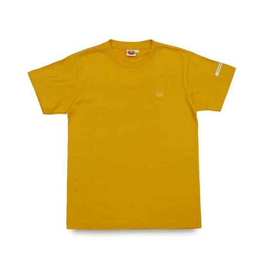 แตงโม เสื้อยืดคอกลมรุ่นออริจินัล สี 26 มัสตาร์ด