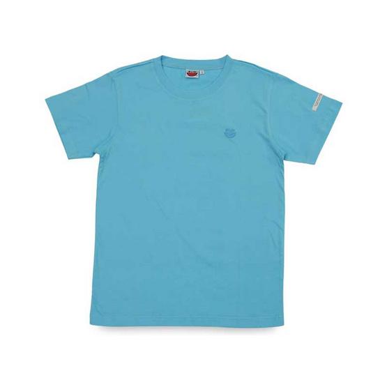 แตงโม เสื้อยืดคอกลมรุ่นออริจินัล สี 38 ฟ้าใส