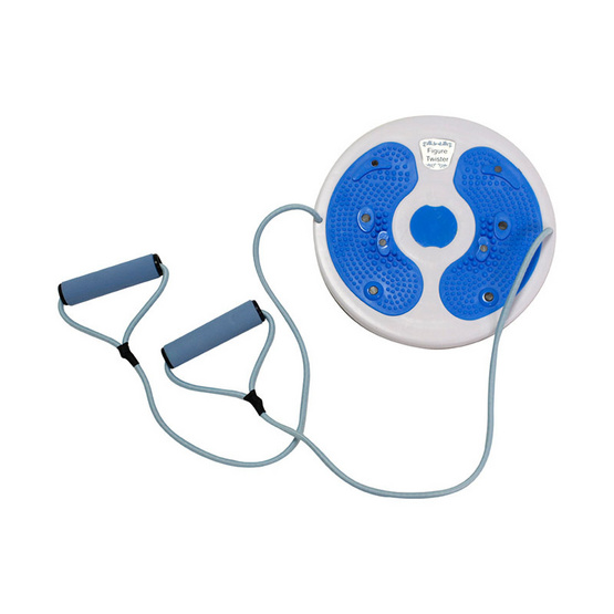 360 Fitness Twister Exercise จานหมุนออกกำลังกายแนวแอโรบิค