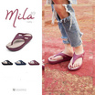 MAGO รุ่น MILA สีม่วง รองเท้าสุขภาพ
