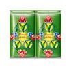 พฤกษานกแก้ว สบู่สีเขียว 70 กรัม (แพ็ก 4 ก้อน)