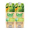 ยูนิฟ น้ำผักใบเขียวผสมผลไม้รวม 100% 1,000 มล.
