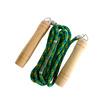 Thai Sports เชือกกระโดด เชือกถัก สีเขียว