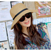 OSAKA รุ่น UP41 หมวกสาน ผู้หญิง