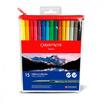 Caran D'Ache ชุดปากกาหัวพู่กันระบายน้ำ 15 สี 186.715
